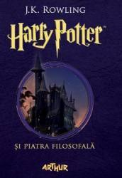 Harry Potter si piatra filozofala - J. K. Rowling Carti