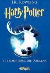Harry Potter si prizonierul din Azkaban - J. K. Rowling