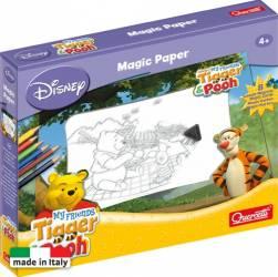 Hartia magica - Winnie the Pooh Quercetti Jucarii Bebelusi