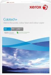 Hartie Colotech Xerox A3 160g 250 Coli