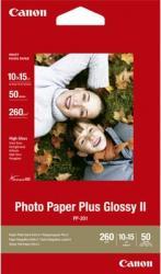 Hartie Foto Canon PP-201 4 x 6 50 sheets Hartie