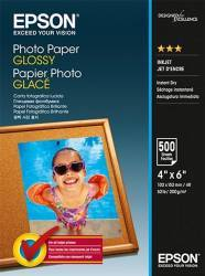 Hartie foto Epson Photo Paper Glossy 10x15cm 500 sheet