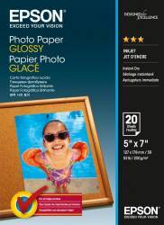 Hartie foto Epson Photo Paper Glossy 13x18cm 20 sheet