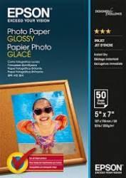 Hartie foto Epson Photo Paper Glossy 13x18cm 50 sheet