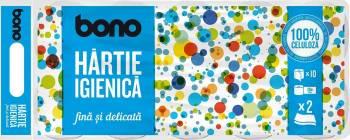 Hartie igienica Bono 10 role 2 straturi