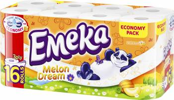 Hartie igienica Emeka Melon Dream 16 role