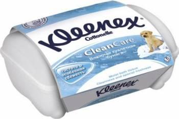 Hartie igienica umeda Kleenex Moist Fresh Tub 42 sc Scutece si servetele