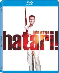 Hatari BluRay 1962 Filme BluRay
