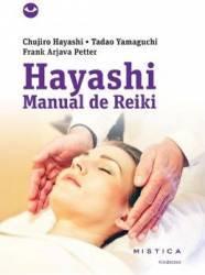 Hayashi. Manual De Reiki - Chujiro Hayashi Tadao Y