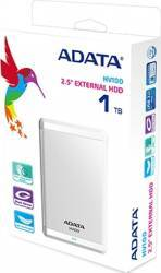 HDD extern ADATA 1TB HV100 2.5inch alb Hard Disk uri Externe