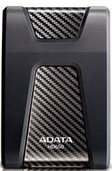 HDD Extern ADATA Durable HD650 2TB USB 3.0 2.5 inch Black Hard Disk uri Externe