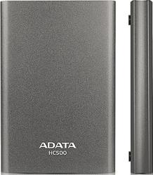 HDD Extern ADATA HC500 1TB USB 3.0 2.5 inch Titanium Hard Disk uri Externe