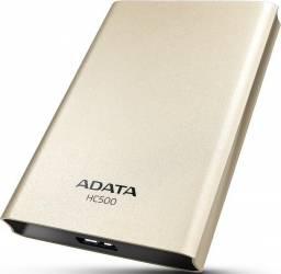 pret preturi HDD Extern ADATA HC500 500GB USB 3.0 2.5 inch Gold