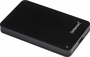 HDD extern Intenso Memory Case 1TB USB 3.0 2.5inch negru Hard Disk uri Externe