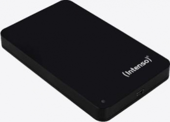HDD extern Intenso Memory Station 1TB USB 2.0 2.5inch negru