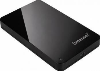 HDD extern Intenso Memory Station 500GB USB 2.0 2.5inch negru Hard Disk uri Externe