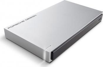 HDD Extern LaCie Porsche Design Mobile Drive P9233 2TB USB 3.0 Solid Aluminum