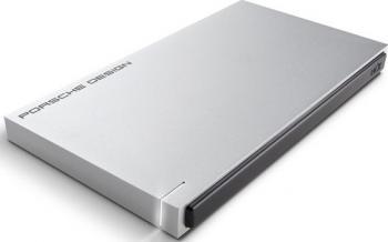 HDD Extern LaCie Porsche Design P9223 500GB USB3.0 Slim Drive