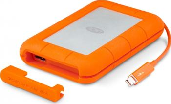 HDD Extern LaCie Rugged Thunderbolt 2TB USB 3.0 5400 RPM 64 MB