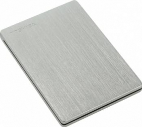 HDD Extern Toshiba Canvio Slim 500GB USB 3.0 2.5 inch Silver Hard Disk uri Externe
