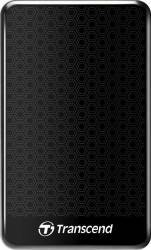 HDD Extern Transcend StoreJet 25A3 1TB USB 3.0 2.5 inch Negru Hard Disk uri Externe