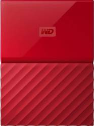HDD Extern WD My Passport New 1TB Red USB 3.0 2.5 inch Hard Disk uri Externe