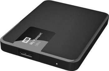 HDD extern Western Digital My Passport Ultra 1.5TB USB 3.0 2.5inch negru