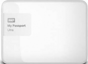 HDD extern Western Digital My Passport Ultra 3TB USB 3.0 2.5inch alb