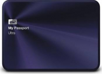 HDD extern Western Digital My Passport Ultra 1TB USB 3.0 2.5inch metal ed mov
