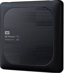 HDD Extern WD My Passport Wireless Pro 1TB USB 3.0 2.5 inch Black