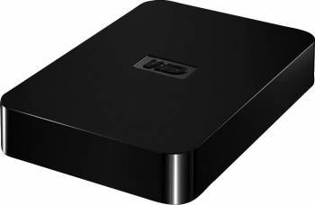 HDD extern Western Digital Elements SE Portable 1TB USB 3.0 2.5inch negru