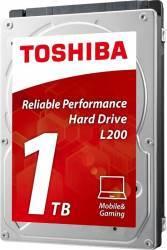 HDD Laptop Toshiba L200 1TB 5400 RPM SATA3 64MB 2.5 inch