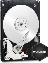 HDD Laptop Western Digital Black 1TB SATA3 7200RPM 2.5'' Hard Disk uri Laptop