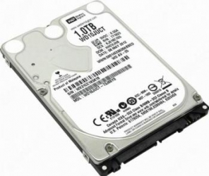 HDD laptop Western Digital AV-25 1TB SATA 5400 16MB