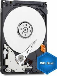 HDD Laptop Western Digital Mobile Blue 2TB SATA 3 2.5inch Hard Disk uri Laptop