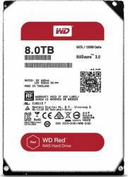 HDD NAS WD Red 8TB 5400RPM SATA3 128MB 3.5inch Hard Disk uri