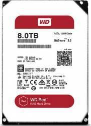 HDD NAS WD Red 8TB 5400RPM SATA3 128MB 3.5inch Hard Disk-uri