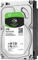 HDD Seagate Barracuda 3TB 5400RPM 256MB SATA3 3.5 inch Hard Disk uri