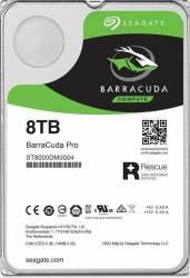 HDD Seagate BarraCuda Pro 8TB SATA3 7200RPM 256MB Hard Disk uri