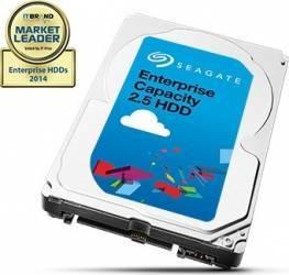 HDD Seagate Enterprise 2TB SAS 12Gbs 2.5inch Hard Disk-uri Server