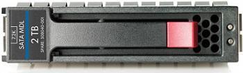 HDD Server HP 2TB 3G SATA 7200rpm 3.5 inch MDL Hard Disk-uri Server