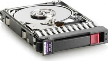 HDD Server HP 500GB 7200RPM SATA2 NHP MDL Hard Disk-uri Server