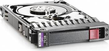 HDD Server HP 600GB 12G SAS 15K 2.5 Smart Carrier ENT Hard Disk-uri Server