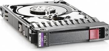 HDD Server HP1.2TB 6G SAS 10K RPM SFF 2.5 SC DP ENT 3 Ani Garantie Hard Disk-uri Server