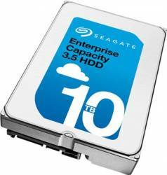 HDD Server Seagate Enterprise 10TB 7200 RPM SATA3 256MB 3.5 inch Hard Disk-uri Server