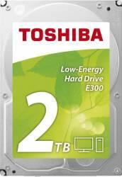 HDD Toshiba E300 2TB 7200 RPM SATA3 64MB