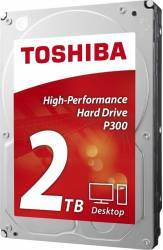 HDD Toshiba P300 2TB 7200 RPM SATA3 64MB 3.5 inch Hard Disk uri