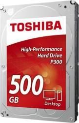 HDD Toshiba P300 500GB 7200 RPM SATA3 64MB 3.5 inch