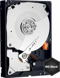 HDD WD Black 1TB SATA3 7200RPM 64MB Hard Disk uri
