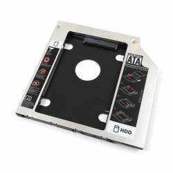 Hdd caddy adaptor hard disk SATA 12 7mm